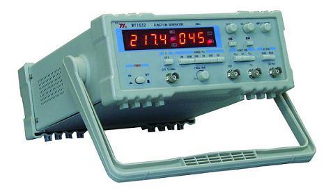 wy1632 函数信号发生器